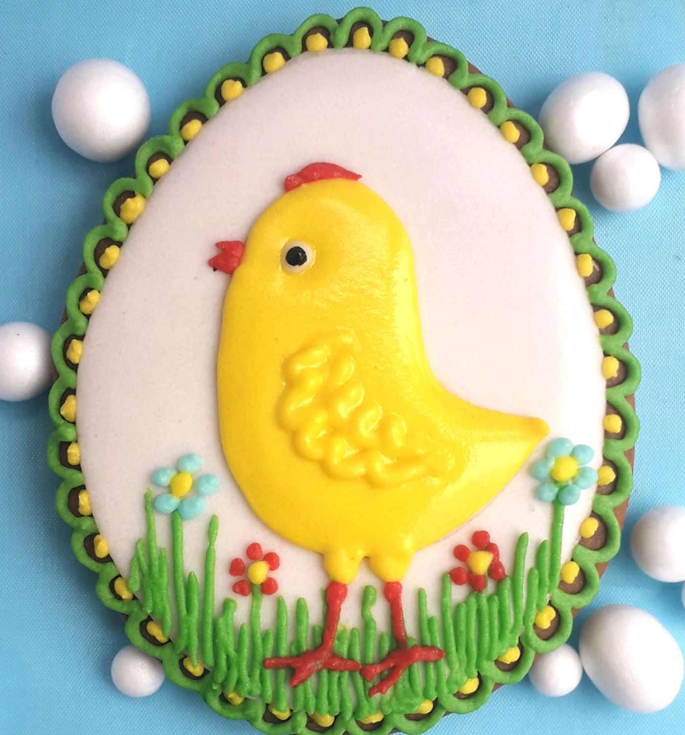 Gingerbread Easter egg . Carrot Egg chick large, Gingerbread Cookies Set, Rostov-on-Don,  Фото №1