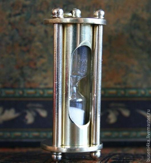 Для украшений ручной работы. Ярмарка Мастеров - ручная работа. Купить Подвеска Песочные часы №5 (1шт). Handmade.