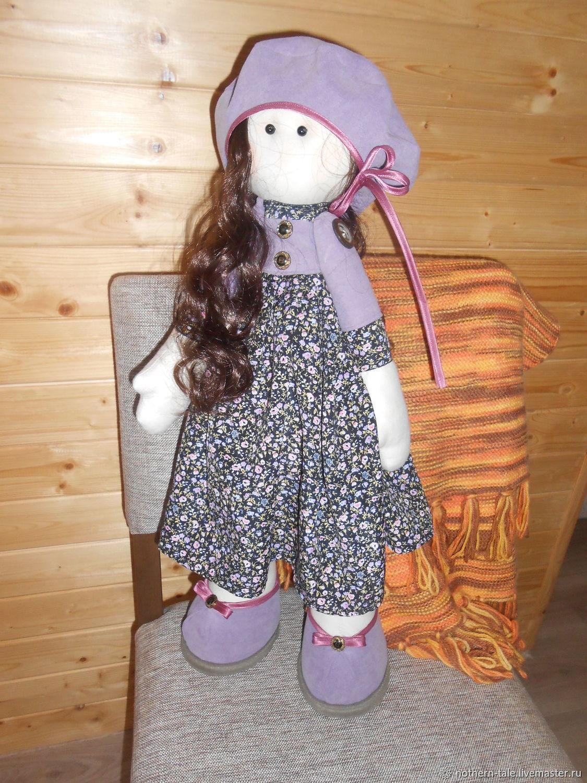 Текстильная кукла, Тыквоголовка, Бологое,  Фото №1