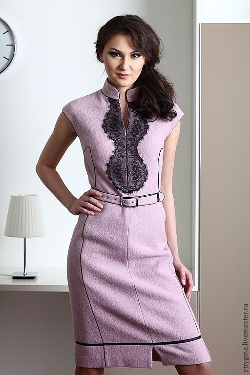 Платья ручной работы. Ярмарка Мастеров - ручная работа. Купить Платье ALINA. Handmade. Платье, готовая работа, кружево, на молнии