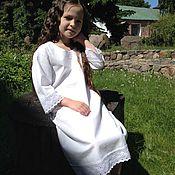 "Одежда handmade. Livemaster - original item Chemise - children`s shirt in Russian style ""Child"". Handmade."