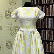 handmade. Livemaster - original item dress in the style of 50`s