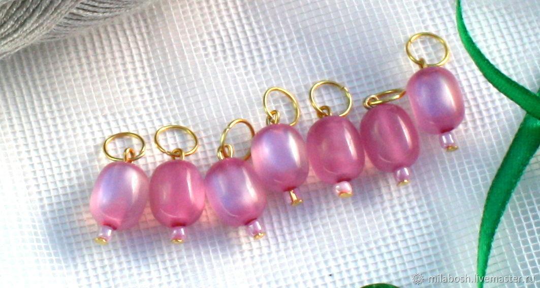 Маркеры для вязания (5 шт.)