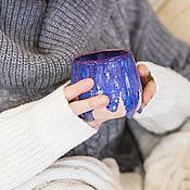 Кружки ручной работы. Ярмарка Мастеров - ручная работа Для холодных вечеров. Handmade.