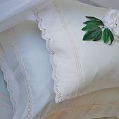 Свадебный салон ручной работы. Ярмарка Мастеров - ручная работа Подарок на свадьбу! Постельное белье в стиле прованс. Handmade.