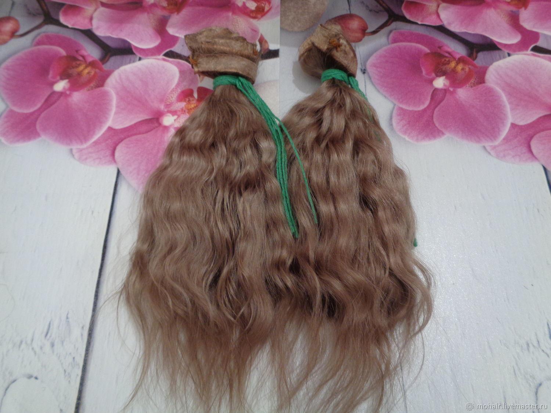 Волосы для кукол, Куклы Reborn, Троицк,  Фото №1