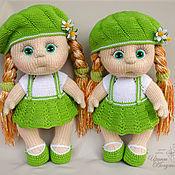 Куклы и игрушки ручной работы. Ярмарка Мастеров - ручная работа Кукла Дашенька. Handmade.