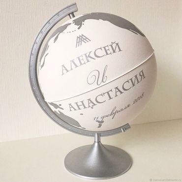 глобус для пожеланий ребятами обсудили тему