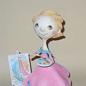 Куклы и игрушки ручной работы. Ярмарка Мастеров - ручная работа Художница. Handmade.