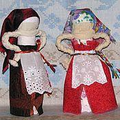 """Куклы и игрушки ручной работы. Ярмарка Мастеров - ручная работа Кукла- оберег """"Тульская барыня. Большуха"""". Handmade."""