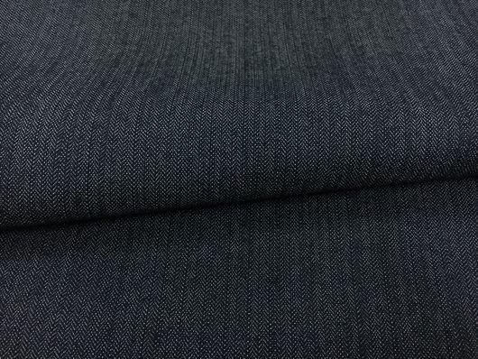 Шитье ручной работы. Ярмарка Мастеров - ручная работа. Купить Деним. Handmade. Деним, джинса, ткань, итальянские ткани