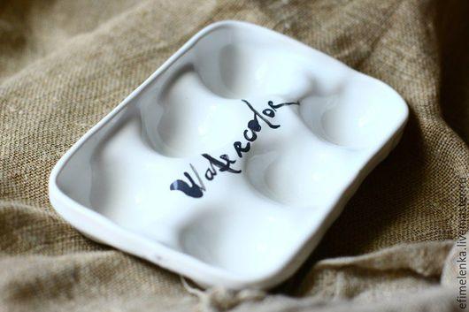 Кухня ручной работы. Ярмарка Мастеров - ручная работа. Купить палитра. Handmade. Комбинированный, керамика ручной работы, палитра, глазурь