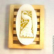 """Косметика ручной работы. Ярмарка Мастеров - ручная работа Мыло """"Райская птица"""". Handmade."""