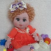 Куклы и игрушки ручной работы. Ярмарка Мастеров - ручная работа Малышка Ева. Handmade.