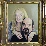 Свадебный салон ручной работы. Ярмарка Мастеров - ручная работа Свадебный портрет. Handmade.