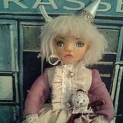 Куклы и игрушки ручной работы. Ярмарка Мастеров - ручная работа Малышка Эмми. Handmade.