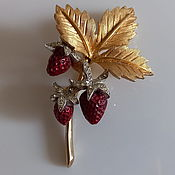 Винтаж handmade. Livemaster - original item Boucher brooch