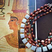 Украшения handmade. Livemaster - original item Nefertari. Handmade.