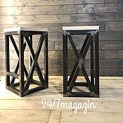 Для дома и интерьера handmade. Livemaster - original item Bar stool BRISTOL.. Handmade.