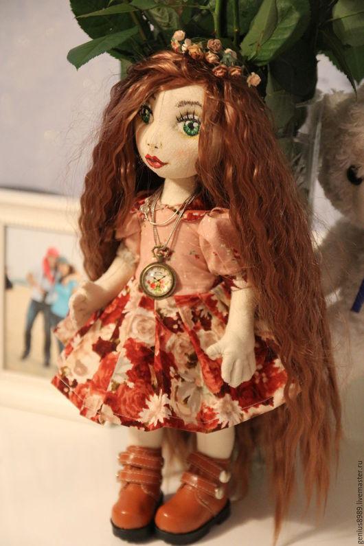 Куклы Тильды ручной работы. Ярмарка Мастеров - ручная работа. Купить Кукла 1. Handmade. Кукла ручной работы