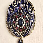 Украшения handmade. Livemaster - original item brooch Oriental tale. Handmade.