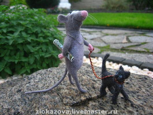 """Мышь """"Важный"""""""