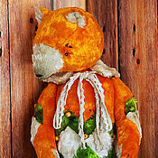 """Куклы и игрушки ручной работы. Ярмарка Мастеров - ручная работа Мишка """"Калейдоскоп"""". Handmade."""