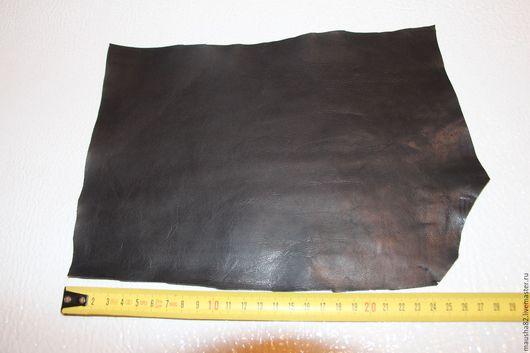 Шитье ручной работы. Ярмарка Мастеров - ручная работа. Купить кожа в кусках (серо-черная). Handmade. Черный, кожа натуральная
