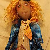 Куклы и игрушки ручной работы. Ярмарка Мастеров - ручная работа Ангел рыжих душ.... Handmade.
