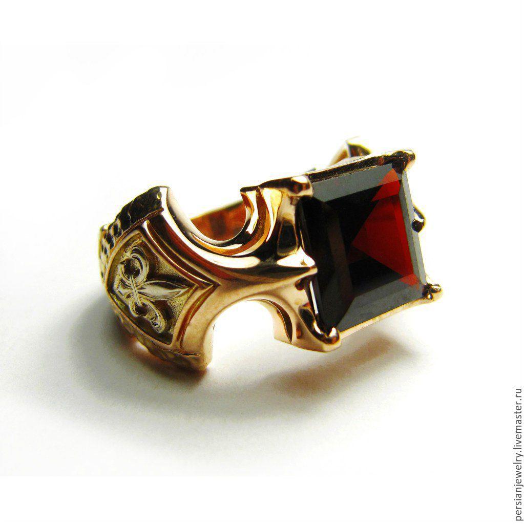 Gold ring ' Royal power', Ring, Sevastopol,  Фото №1