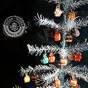 Сувениры и подарки handmade. Livemaster - original item Christmas toys: cube