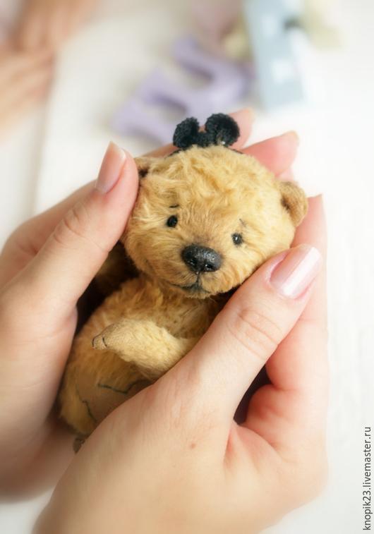 """Куклы и игрушки ручной работы. Ярмарка Мастеров - ручная работа. Купить МК по пошиву  """"Мишка""""+выкройка. Handmade. Мишка тедди"""