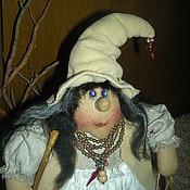 Куклы и игрушки ручной работы. Ярмарка Мастеров - ручная работа Кукла. Веселого Хэллоуина!. Handmade.