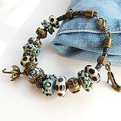 Украшения handmade. Livemaster - original item Pandora style bracelet