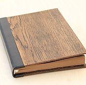 Скетчбуки ручной работы. Ярмарка Мастеров - ручная работа Деревянный блокнот / скетчбук. Handmade.