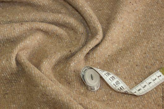 Шитье ручной работы. Ярмарка Мастеров - ручная работа. Купить СКИДКА -30%!!!Пальтовая ткань с кашемиром 15%.Цена 1900руб-м. Handmade.