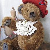 Куклы и игрушки ручной работы. Ярмарка Мастеров - ручная работа мишка тедди Леон. Handmade.