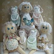 Куклы и игрушки ручной работы. Ярмарка Мастеров - ручная работа Ангелы куклы ручной работы. Handmade.