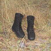 """Обувь ручной работы. Ярмарка Мастеров - ручная работа Валяные ботинки """"Теплые ножки"""". Handmade."""