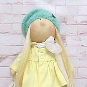 Куклы и игрушки ручной работы. Ярмарка Мастеров - ручная работа Кукла Ариша. Скоро весна.... Handmade.