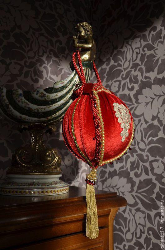 """Новый год 2017 ручной работы. Ярмарка Мастеров - ручная работа. Купить """" Подарок  Императрице"""" авторская ручная работа. Handmade."""