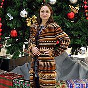 Одежда handmade. Livemaster - original item Knitted coat