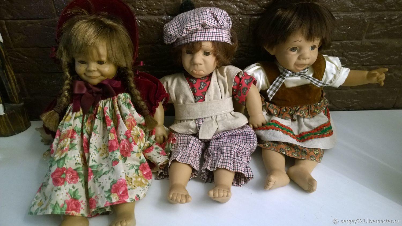 Характерные испанские куклы, Куклы, Нижний Новгород, Фото №1