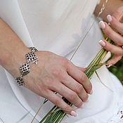 Украшения handmade. Livemaster - original item Bracelet Summer Lightning. Handmade.