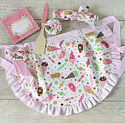 Для дома и интерьера handmade. Livemaster - original item gift set for girl-girl sweetness. Handmade.