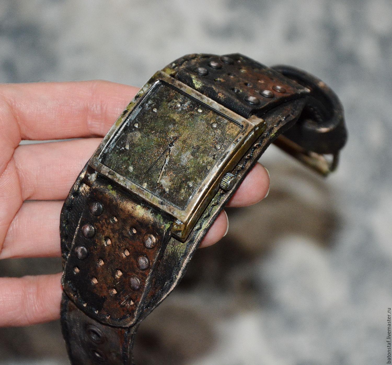 Стимпанк своими руками Куда девать старые часы
