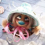 Куклы и игрушки ручной работы. Ярмарка Мастеров - ручная работа Коллекция Little Troll Грибочки. Handmade.