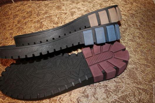 """Обувь ручной работы. Ярмарка Мастеров - ручная работа. Купить Подошва """"  АСТРА 8"""" 460. Handmade. Подошва для обуви"""