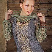 """Одежда ручной работы. Ярмарка Мастеров - ручная работа Платье """"Бохо 2"""". Handmade."""