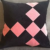 Для дома и интерьера handmade. Livemaster - original item Decorative pillows. Handmade.